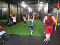 Group classes Boxing/circuit training
