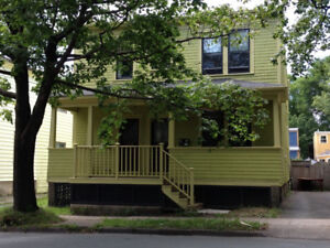 May 1 lease. Oxford/Quinpool. 2-bedroom close to Dal