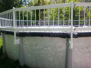 24' POOL FENCING