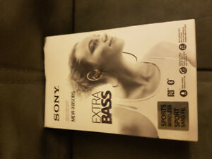 Sony extra bass wireless headphones