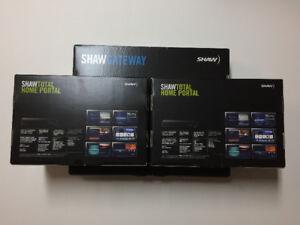 SHAW HD 500GB PVR GATEWAY & 2 PORTALS