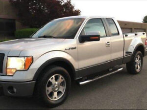 2008 Ford F-150 FX4 XLT 4X4  leather NO RUST 289 980-5486