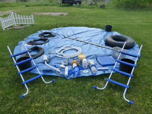 Swimming Pool Cover and Accessory Lot Kitchener / Waterloo Kitchener Area image 4