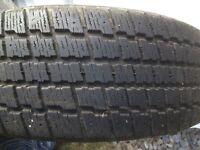 2 cooper winter tires
