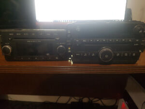 Two OEM car stereos 2008 F150 and 2012 Jeep wrangler