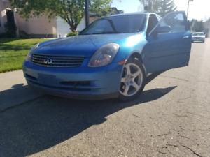 >BITCOIN ACCEPTED< 2003 Infiniti G35 Loaded w/ Extra tires!