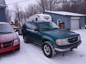 Ford explorer xlt 98 220 000km 4x4
