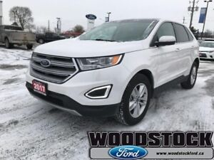 2017 Ford Edge SEL  LOCAL TRADE, SEL AWD, CANADIAN TOURING