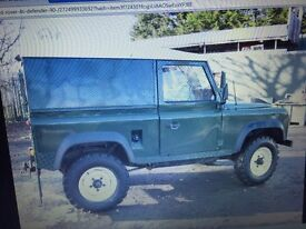 Defender do you have one for sale ??????