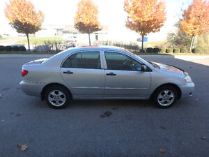 2006 Toyota Corolla CLEAN - NO ACCIDENT - ALLOYS - CERTIFIED Kitchener / Waterloo Kitchener Area image 5
