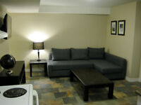 Newly Renovated Modern 2 Bedroom Basement Apartment