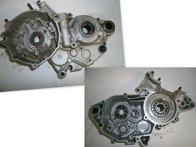Motorgehäuse links für eine Husqvarna CR 125 Baujahr 2002 12981