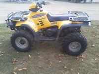 Polaris 400 Sportsman ATV