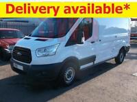 2015 Ford Transit 2.2TDCi RWD 350 DAMAGED REPAIRABLE SALVAGE