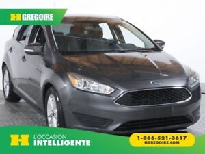 2015 Ford Focus SE AUTO A/C GR ELECT MAGS BLUETOOTH CAM RECUL