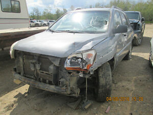 PARTING OUT 2006 KIA Sportage