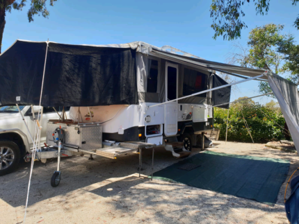 2013 Jayco Swan Outback Highgate Hill Brisbane South West Preview