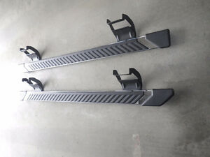2015 2016 2017 F150 CREWCAB Running boards- AS NEW