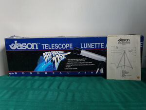 Telescope by Bushnell, USA with tripod and instructions Cornwall Ontario image 7