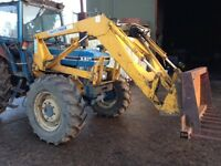 Grays loader to fit Ford Tractor