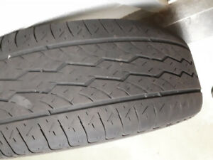 All season tires, 4x Dunlop P235/60R13