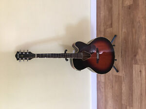 GRETSCH acoustic/electric.