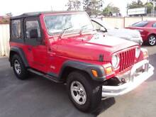 1997 Jeep Wrangler Convertible Ferntree Gully Knox Area Preview