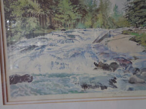Huntley Brown  Watercolor limited edition prints