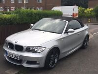 BMW 1 series only 58k full history