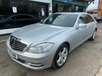 2012 Mercedes-Benz S-CLASS 3.0 S350 BLUETEC L 4d 258 BHP Saloon Diesel Automatic