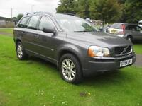 Volvo XC90 2.4 Geartronic 2005 D5 SE 4X4 Seven Seater Estate