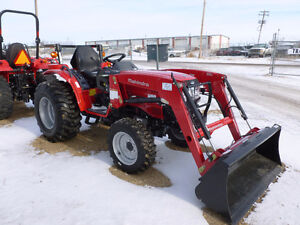 26HP Tractor with Industry best 7 Year Warranty!