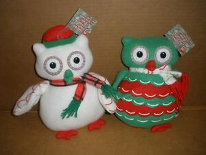 NEW!!!  Xmas Owls for your Pooch London Ontario image 1