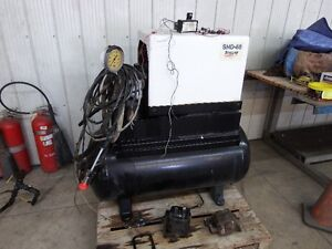 SHD-60 Hydraulic Driven Air Compressor Sarnia Sarnia Area image 1