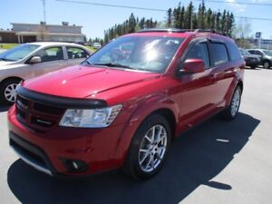 Dodge Journey AWD 4dr R-T 2013
