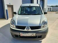 2008 Renault Kangoo AUTHENTIQUE 16V -DISABLE WHEELCHAIR ACCESIBLE- MPV Petrol Ma