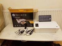 HP 2452 Deskjet smartphone and tablet printer