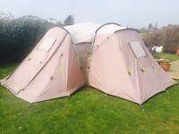 Outwell Michigan xl 6-9 man tent