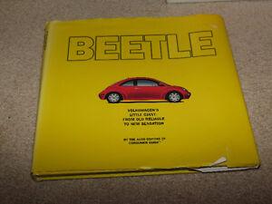 Beetle Volkswagen's Little Giant Hardcover Book London Ontario image 1