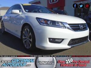 Honda Accord Sedan Sport   2.4L   Bluetooth   Cruise Control 201