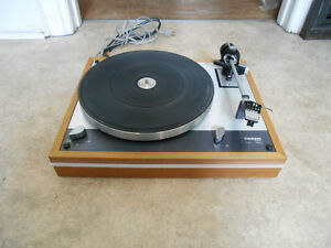 Vintage Thorens Turntable .  AWESOME SOUND!  LOOK!