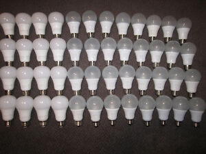 Sunbeam LED Light Bulbs - 11W, 9.9W - New, Out of Box