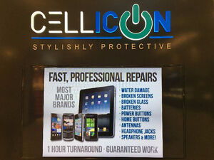 **CELLICON** We offer Screen Repair, Unlocking, and Accessories