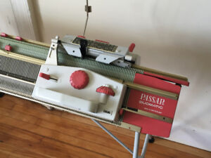 PASSAP Knitting Machine