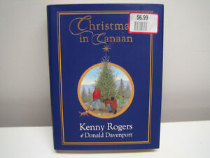 HARDCOVER - Christmas in Canaan
