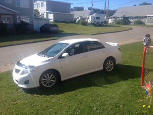 2010 Toyota Corolla Sport Other