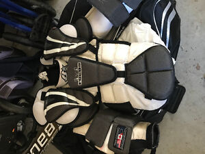 Brian's Goalie Chest Protector