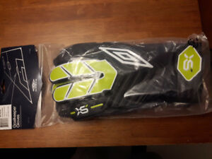 Two pairs brand new Umbro SX Storm goalkeeper gloves for sale!