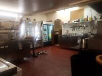 80 Seat Restaurant for quick sale -