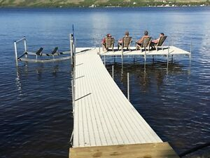 Aluminum Dock 20ft rolling (Summer Pricing) TR Aluminum Designs Regina Regina Area image 6
